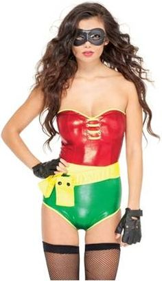 Robin Costume except not so slutty