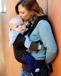 Soft designed #BabyCarrier that allows you to close your baby in the form of body and eye contact.