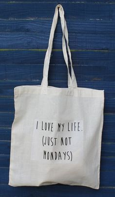 Market tote Bag, Canvas Cotton Tote, Happiness is homemade Quote ...