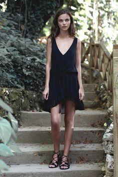 Tan Lines Dress