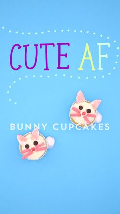 Watch this DIY video recipe tutorial to learn how to make a batch of Easter Bunny Cupcakes.