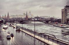 Moscow City by freetonik.deviantart.com on @deviantART