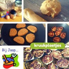 Irene kookt: Kruukplaetjes - koekjes uit de koekenpan