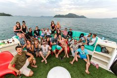 Stag Weekends abroad Phuket Boat Party