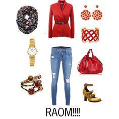 """raom"" by jennyliford on Polyvore"