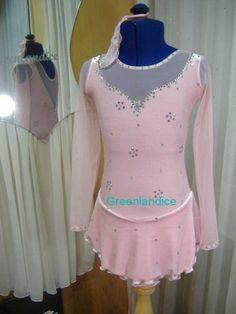 Rebecca design in Pink Baby Ballet, Figure Skating Dresses, Little Girl Dresses, Dresses Uk, Skate, Athlete, Costumes, Children, Pink