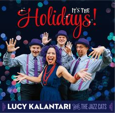 Check out the Lucy Kalantari & the Jazz Cats concert in Industry City in Brooklyn, NY. A great jazz concert for the family.
