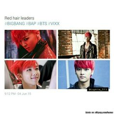 Well...I can't say they're wrong...but N is too Fab to be grouped with the other leaders...♥
