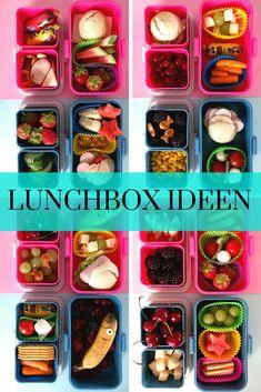 Lunchbox Ideen #lunchbox #ideas #ideen #brotdose