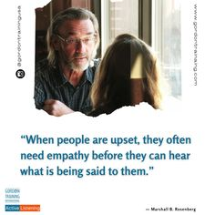 #empathy #upset #listen #activelisten #listening #gordonmodel #gordontraining