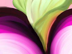 Pink Petals The magic return of the flowering and endlessly wonderful miracle of nature. Pink Petals, Green Art, Greeting Cards, Magic, Illustrations, Artwork, Nature, Rose Petals, Work Of Art