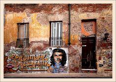 #street art #Street Artists #graffiti #mural #murales #san telmo #travel #trav