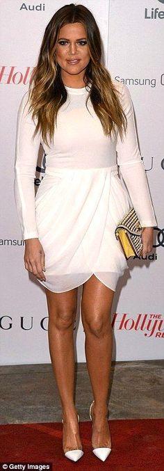 Best Dressed Celebrities: Khloe Kardashian