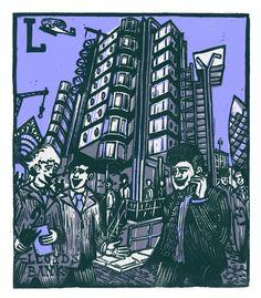 Tobias Till London A-Z: L - Lloyds Bank