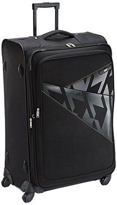 0b45b3907ffce  2  Skybags Polyester 764734 cm Black Soft Sided Suitcase (STVEN4W76BLK).  Manju Joshi · Luggage