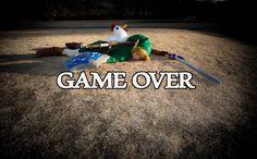yuzuka (柚華) Link Cosplay Photo - Game Over