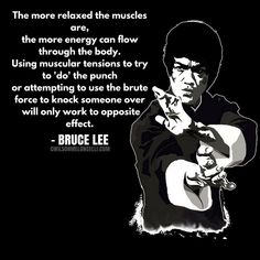A quote from Bruce Lee Becoming an elite athlete needs to do a cycle in his training to achieve optimum performance. This is what we call the cycles of flow. Using only tension without relaxing or releasing the struggle isn't enough. One must need to release and recover from the struggle to achieve the flow state. Read article to learn more.