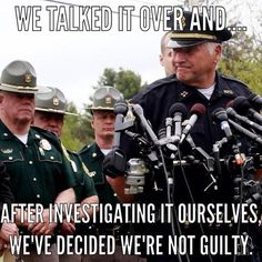 Police cannot police themselves! Where's Internal Affairs Agts? Or did they misteriously disapear too, like our Justice. Babylon The Great, Civil Rights, Social Justice, Current Events, Have Time, Black History, Equality, America, Shit Happens