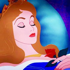 Sleeping Beauty's Aurora is the only princess who has violet eyes.  Disney's Megara, or Meg, from Hercules was also later created with violet eyes, but she is not a princess.