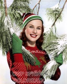5 DAYS! 8X10 DEANNA DURBIN PLAYING IN SNOW STUNNING COLOR PHOTO BY CHIP SPRINGER. Please visit my Ebay Store at http://stores.ebay.com/x5dr/_i.html?rt=nc&LH_BIN=1 to see the current listings of your favorite Stars now in glorious color! Message me if you would like me to relist your favorites. Check out my New Youtube videos at https://www.youtube.com/channel/UCyX926rA5x4seARq5WC8_0w