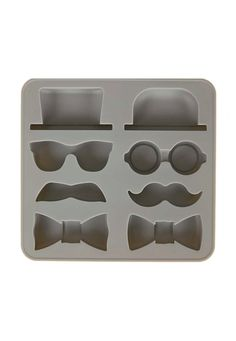 The Gentleman's Ice Tray.