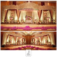 Palembang wedding decoration  Venue : Ritz Carlton hotel