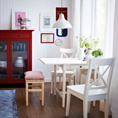 IKEA offers everything from living room furniture to mattresses and bedroom furniture so that you can design your life at home. Check out our furniture and home furnishings! Ikea Drop Leaf Table, Ikea Dining Table, Dining Room Furniture, Table And Chairs, Home Furniture, Kitchen Dining, Dining Chairs, Ikea Chairs, Kitchen Tables
