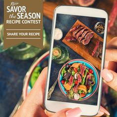 Enter our Savor the Season with Reese Recipe contest for a chance to win a $1,000 Cash Prize, and tons of Reese Specialty Foods Product!