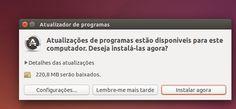 Se você gosta de manter seu sistema atualizado seja atualizações de segurança atualizações do sistema ou atualizações de aplicativos e não gosta de esperar uma semana pelas atualizações aprenda como configurar o Ubuntu para alertar sobre atualizações com mais frequência.  Leia o restante do texto Como configurar o Ubuntu para alertar sobre atualizações com mais frequencia  Este texto saiu primeiro em Configure o Ubuntu para alertar sobre atualizações com mais frequência  from Configure o…