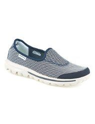 Skechers Go Walk Slip On Trainers with Memory Foam