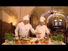 Rączka gotuje -zupa dyniowa, kaczka w sosie żurawinowym, sernik kartoflany - YouTube Youtube, Food, Essen, Meals, Youtubers, Yemek, Youtube Movies, Eten