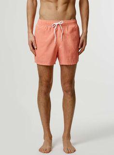 asics swimwear mens Orange