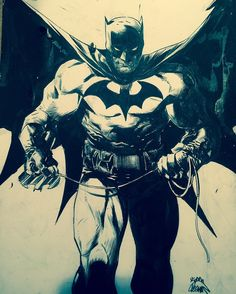 Batman by Ryan Stegman *