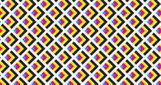 80s background CMYK lines
