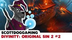 DIVINITY ORIGINAL SIN 2 - What's Kraken Ep 02 ScottDogGaming - DIVINITY ORIGINAL SIN 2 - What's Kraken Ep 02 ScottDogGaming  Check out the playlist here https://www.youtube.com/watch?v=ZcQqLtBzUmY&list=PLYX5Y-Bpyz38hkwIi7E0Eqb2xzZvQk7Vn  The eagerly anticipated sequel to the award-winning RPG. Gather your party. Master deep tactical combat. Join up to 3 other players - but know that only one of you will have the chance to become a God.  If you like what i do and want to support me in making…