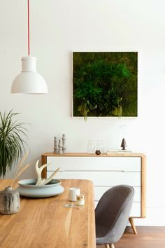 Drooling over this living wall mount. Vosgesparis: Styling challenge at Fashion for Home | Blogtour Berlin #3