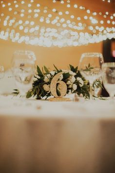 Gorgeous New Year's Eve Wedding by Logan Cole Photography and Seven Stems 41