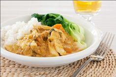 Foodlovers FL Helen Jackson recipes food, Thai chicken yellow curry, Photos by Carolyn Robertson