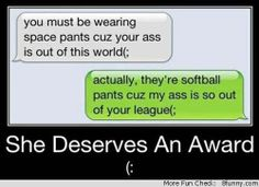 softball pick up lines
