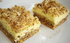 Retete Culinare - Prajitura Suzette