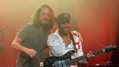 Read a heartfelt poem that Tom Morello wrote in tribute to his late friend and Audioslave bandmate Chris Cornell.