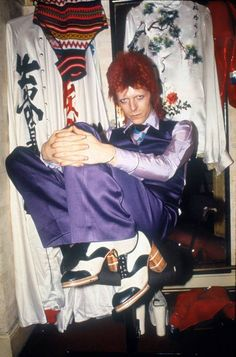 The rise of david bowie 9 - Dago fotogallery