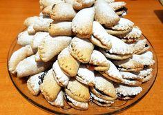 Hókifli recept foto Cookies, Vegetables, Food, Crack Crackers, Biscuits, Essen, Vegetable Recipes, Meals, Cookie Recipes