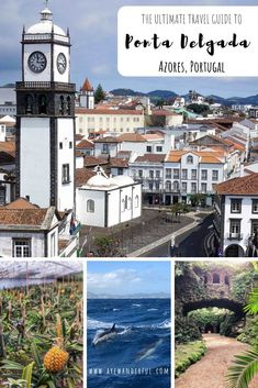 The ultimate Ponta Delgada travel guide with the best things to do & places to see, stay and eat in the capital of São Miguel, gateway to the Azores.