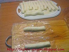 Ράβδοι με ινδική καρύδα (ινδοκάρυδο) - από «Τα φαγητά της γιαγιάς» Cookbook Recipes, Cooking Recipes, Food And Drink, Coconut, Sweets, Blog, Vintage, Recipes, Sweet Pastries