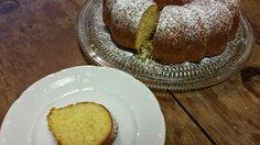 Chunky applesauce Bundt cake. Perfect cake to add fresh fruit.