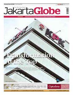 Jakarta Globe - 26 May 2015   Transformatin At The Top   Jakarta Globe