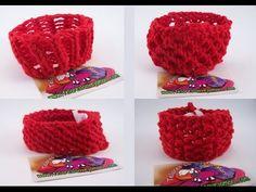 DIFERENTES PUNTOS EN TELAR CIRCULAR y COMO CERRAR - YouTube Loom Patterns, Knitting Patterns, Crochet Patterns, Circle Loom, Loom Knitting Stitches, Diy And Crafts, Arts And Crafts, Round Loom, Loom Craft