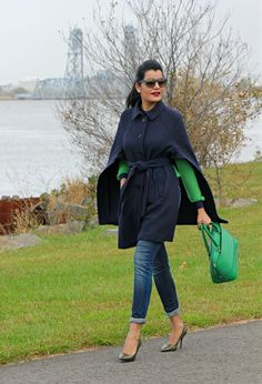 Ann Taylor Buttoned Up Boiled Wool Cape, Ann Taylor Cape, Belted Cape, Cape With A Belt, Capes For Winter, How To Wear A Cape