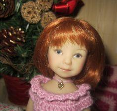 Maritxa Hearstring Doll